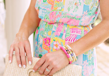my favorite new lilly pulitzer print // lilly state of mind