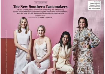 a dream come true // find me in southern living!