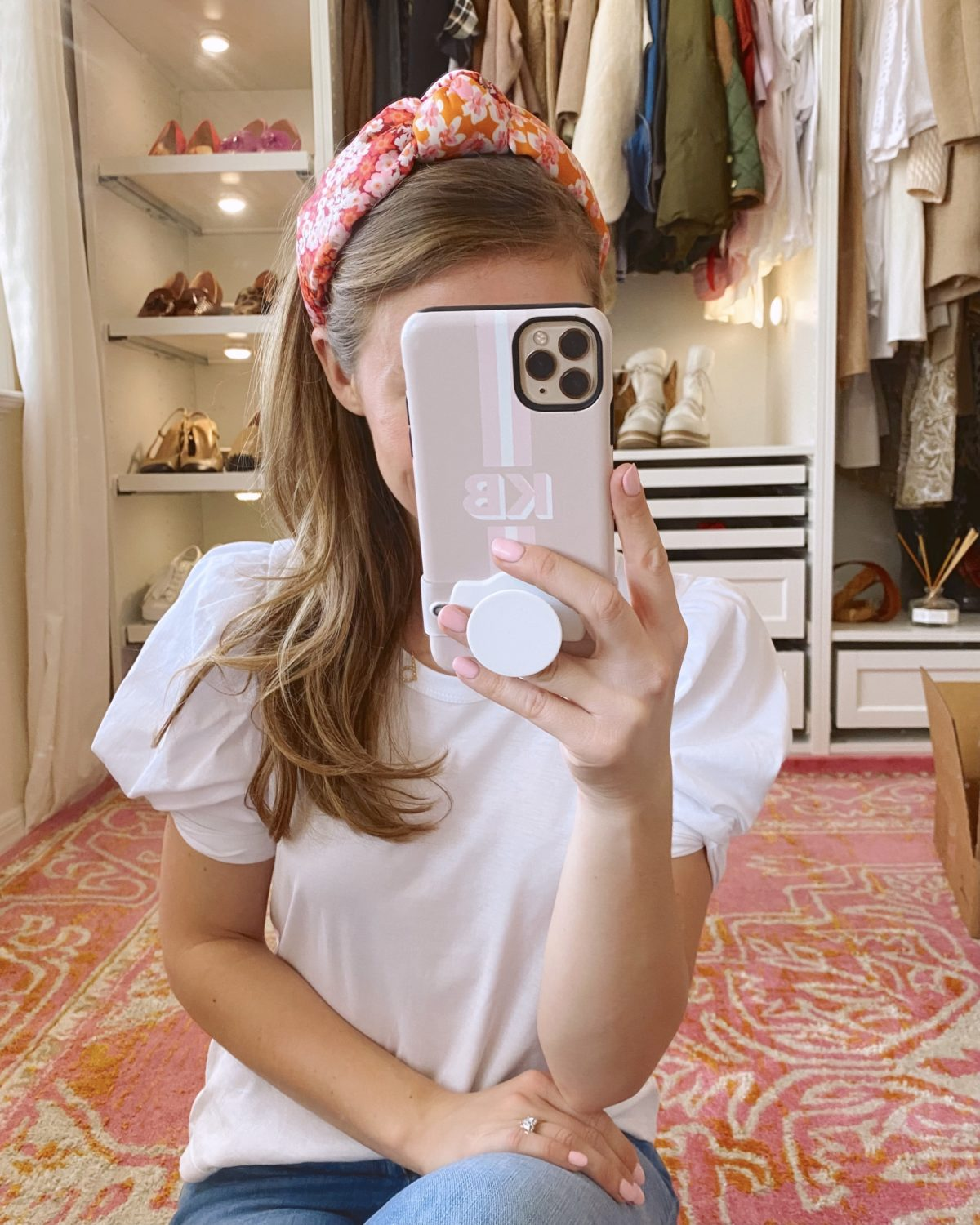 anthropologie cute spring headbands