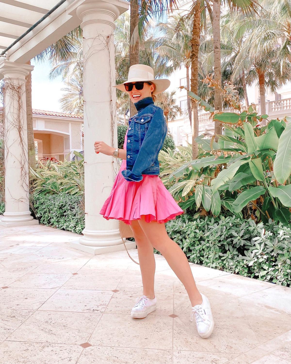 tuckernuck online sample sale, rhode resort wrap dress, artesano ibiza wide brim hat, superga platform sneakers