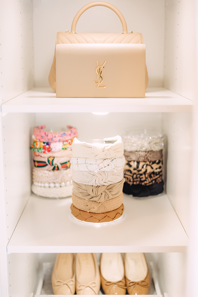 clear headband holder, organizer