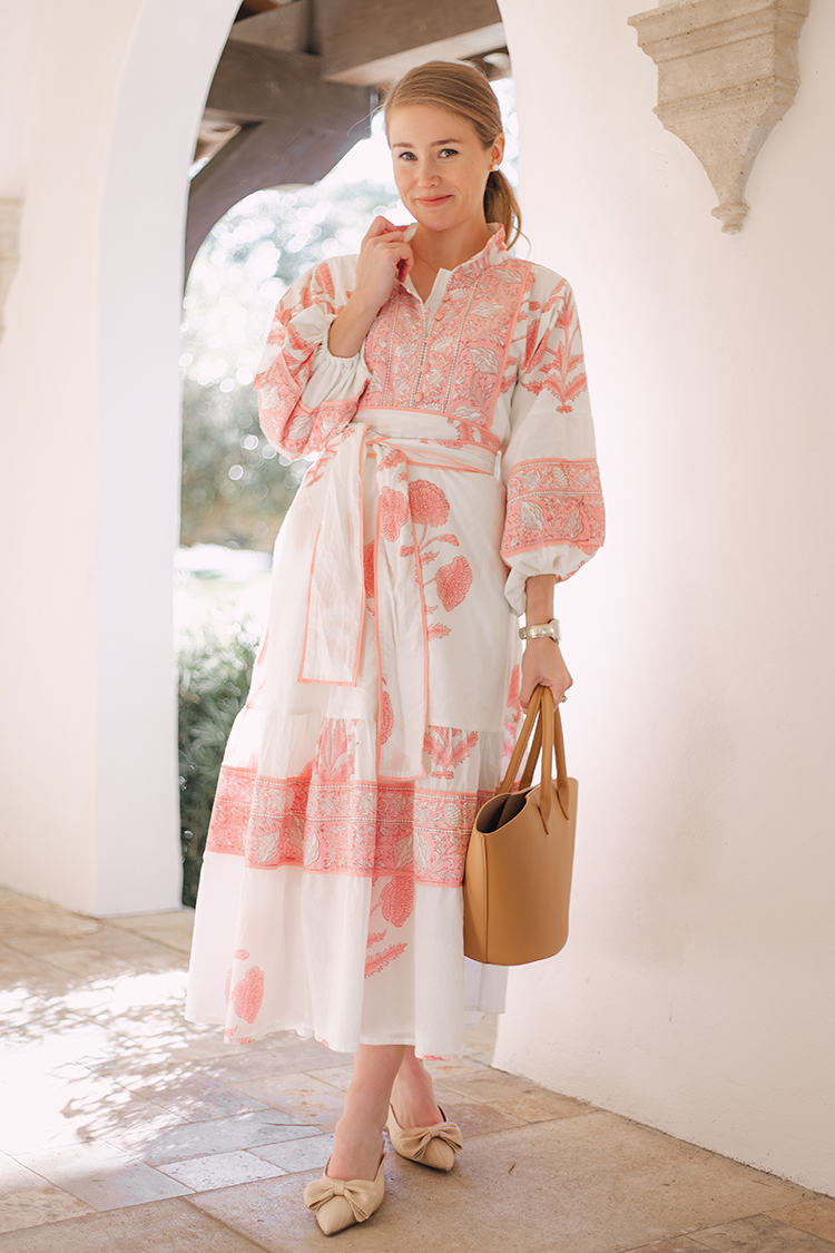 sue sartor dress, sea island